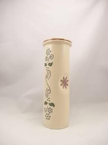 Dekorácie - Váza veľká B (Vaza okruhla vzor 7) - 9974815_