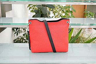 Kabelky - Kožená kabelka EMMI červená - 9972930 . Kožená kabelka EMMI  červená. Emmka-shop 7fd8d0fc721
