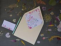 Papiernictvo - Pohľadnica - Spoločný život - 9972597_