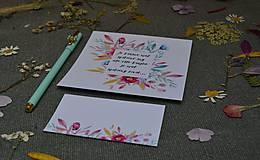 Papiernictvo - Pohľadnica - Spoločný život - 9972599_