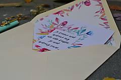 Papiernictvo - Pohľadnica - Spoločný život - 9972600_