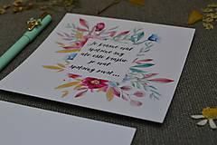 Papiernictvo - Pohľadnica - Spoločný život - 9972602_