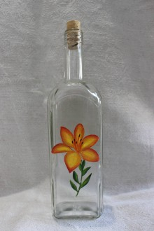 Nádoby - Fľaša - 9971564_