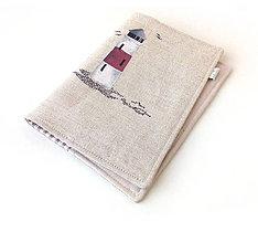 Papiernictvo - Obal na knihu Maják - 9971106_