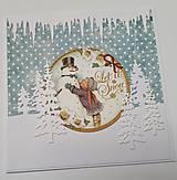 Papiernictvo - Vianočná pohľadnica - 9974073_