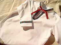 Košele - Krojová košeľa 6 - 9975977_