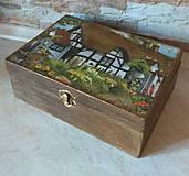 Krabičky - Krabica na všeličo - Chalupárčenie - 9976605_