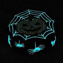 "Úžitkový textil - Podsedák "" Halloween"" - 9975769_"