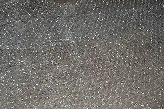 Obalový materiál - Bublinková fólia šírka 1m - 9977516_