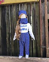 Detské oblečenie - Tepláčiky folk - 9976716_