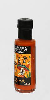 Potraviny - FIESTA 🔥🔥🔥 Extra pálivá Chilli omáčka s marhuľami - 9977302_