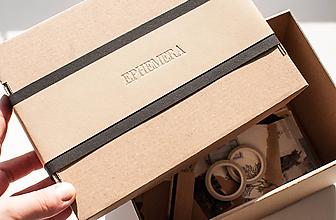 Iný materiál - EPHEMERA box - 9976850_