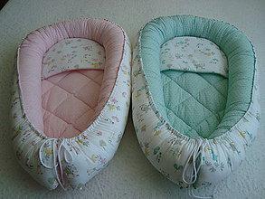 Textil - Hniezda pre bábätká so žirafkami - 9978958_