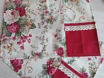 Úžitkový textil - Obrúsok pod tanier - 9978763_