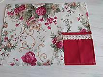 Úžitkový textil - Obrúsok pod tanier - 9978764_