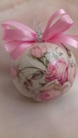Dekorácie - Vianočná romantika - 9979743_