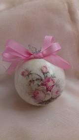 Dekorácie - Vianočná romantika - 9979744_