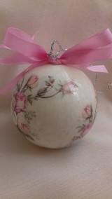 Dekorácie - Vianočná romantika - 9979748_