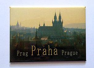 Magnetky - Magnetka Prahy - 9979299_