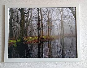 Obrázky - Obrázok na stenu 43x33 cm (December v Karpatoch) - 9979559_