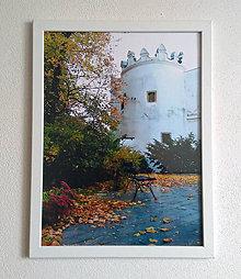Obrázky - Obrázok na stenu 43x33 cm (Strážky) - 9979569_