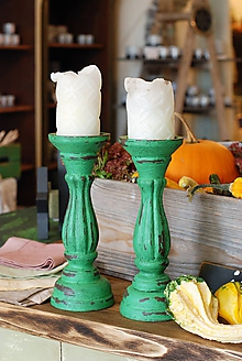 Svietidlá a sviečky - Svietniky Antibes - 9981096_