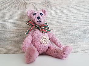 Hračky - Mini macík - ružový - 9983315_