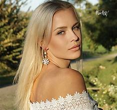 Náušnice - Zamrznutá krása I. - 9984187_