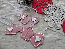 Dekorácie - Vianočná sada - perníčky ako od babičky:-) - 9981687_