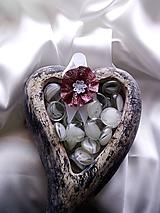 Pierka - svadobné pierko bronzové - 9982923_
