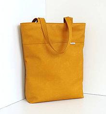 Veľké tašky - Shopper bag Rozita Mustard - 9981981_