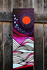 Ohnivý mesiac (Red moon)