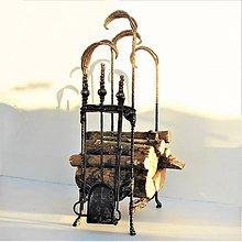 Nábytok - Krbové náradie. 97 - 9981553_