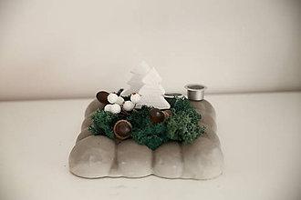 Dekorácie - vianočná dekorácia - 9983396_