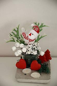 Dekorácie - vianočná dekorácia - 9983434_