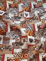 Textil - látka voňavá vianočná - 9984360_