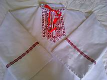 Oblečenie - Košeľa podľa vzoru z Kokavy .... - 9982062_
