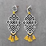 Náušnice - ornament - 9988020_