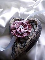Pierka - svadobný náramok bronzový - 9987476_