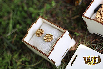 Šperky - Manžetové gombíky - 9988195_
