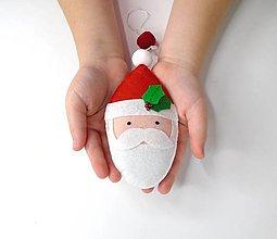 Dekorácie - Rozprávkové Vianoce (Mikuláš) - 9985543_