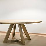 Nábytok - Stôl - 9987370_