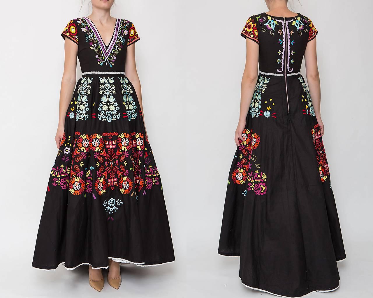 šaty Slavianka