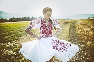 Šaty - šaty Slavianka - 9986067_