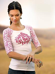 Tričká - Tričko PinkBird - 9988217_