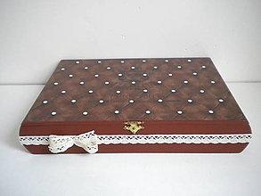 Krabičky - Šperkovnica - 9987043_