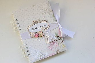 Papiernictvo - Svadobný plánovač - 9988418_