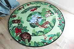 Detské doplnky - Detský koberec