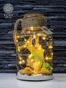 Svietidlá a sviečky - Veľká dekoračná lampa - 9985621_