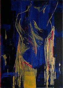 Obrazy - Žena v zlatom II. - 9986881_